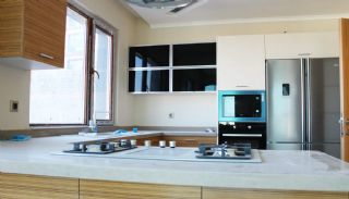4 Bedroom Apartments in Trabzon with Kitchen Appliances, Interior Photos-13