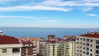 Trabzon Akçaabat'ta Anahtar Teslim Daireler, İç Fotoğraflar-13