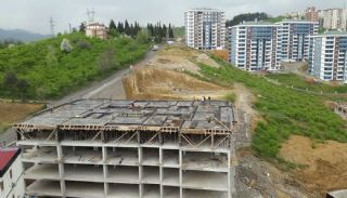 Cheap Property in Trabzon with Various Apartment Options, Construction Photos-2