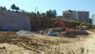 Cheap Property in Trabzon with Various Apartment Options, Construction Photos-4