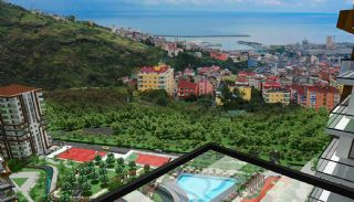 Cheap Property in Trabzon with Various Apartment Options, Trabzon / Ortahisar - video