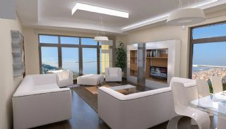 Cheap Property in Trabzon with Various Apartment Options, Interior Photos-1