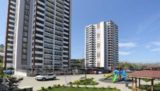 Large Apartments in Trabzon with Sea and Nature View, Trabzon / Sogutlu
