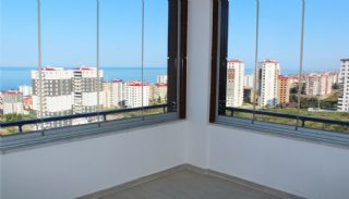 Large Apartments in Trabzon with Sea and Nature View, Interior Photos-11