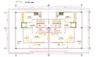 Detached Trabzon House with Sauna, Property Plans-4