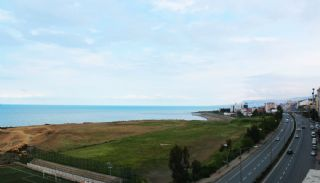 Trabzon Property with Uninterrupted Sea View, Construction Photos-5
