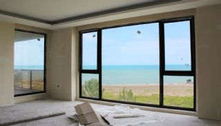 Beachfront Trabzon Apartments in the Central Location, Construction Photos-2