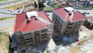 Immobilier à Trabzon avec de Riches Installations,  Photos de Construction-4