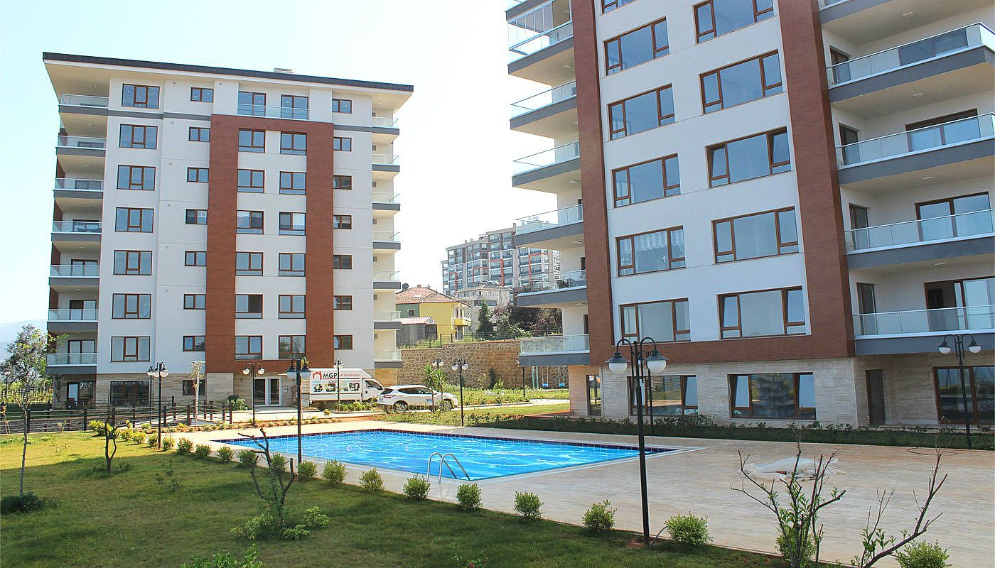Spacious Apartments In Trabzon, Close To The Beach