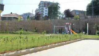 Appartements 4+1 Vue Sur Mer à Trabzon, Turquie, Trabzon / Yalincak - video