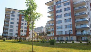 Квартиры 4+1 с Видом на Море в Трабзоне, Турция, Трабзон / Ялинджак - video