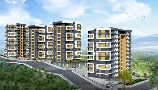 Immobilier en Turquie avec des Installations Sociales, Trabzon / Sogutlu - video