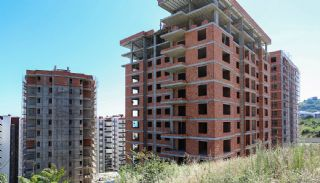 Property in Trabzon with High Quality Workmanship, Construction Photos-1