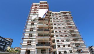 Property in Trabzon with High Quality Workmanship, Construction Photos-3