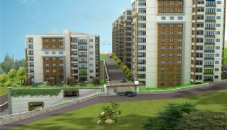 3 Bedroom Properties in Turkey with Rich Facilities, Trabzon / Yomra - video
