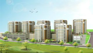 3 Bedroom Properties in Turkey with Rich Facilities, Trabzon / Yomra