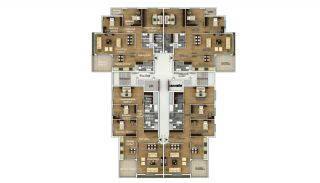 3 Bedroom Properties in Turkey with Rich Facilities, Property Plans-1