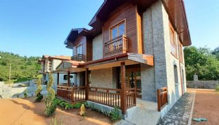 Detached Stone Villas in Trabzon, Construction Photos-9