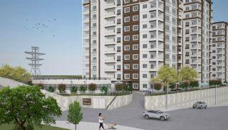 3 Slaapkamer Kwaliteit Appartementen in Trabzon Yomra, Trabzon / Yomra - video