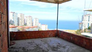 Sea View Apartments in Trabzon with Rich Infrastructure, Construction Photos-5