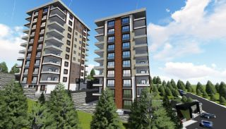 Sea View Apartments in Trabzon with Rich Infrastructure, Trabzon / Ortahisar - video