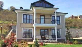 Detached 5+2 Villas with Sea View in Trabzon Ortahisar, Trabzon / Ortahisar - video