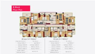 Affordable Trabzon Flats Close to All Social Facilities, Property Plans-2