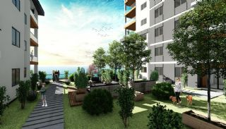 Uninterrupted Sea View Luxury Apartments in Trabzon Yomra, Trabzon / Yomra - video