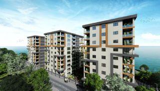 Ononderbroken Zeezicht Luxe Appartementen in Trabzon Yomra, Trabzon / Yomra