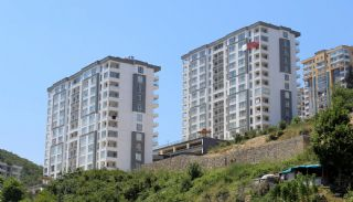 Spacieux Appartements avec Infrastructure à Trabzon, Trabzon / Yomra