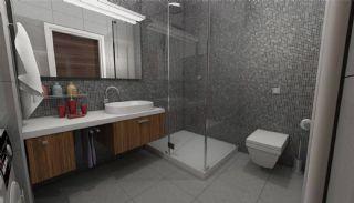 Geräumige Wohnungen mit reicher Infrastruktur in Trabzon, Foto's Innenbereich-2