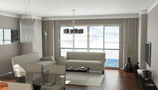 Contemporary Flats with Sea View in Trabzon Ortahisar, Interior Photos-2