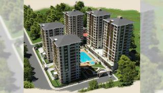 Nybyggda Lägenheter med Havsutsikt i Trabzon Ortahisar, Trabzon / Ortahisar - video