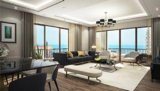 Nieuwbouw Appartementen met Zeezicht in Trabzon Ortahisar, Interieur Foto-1