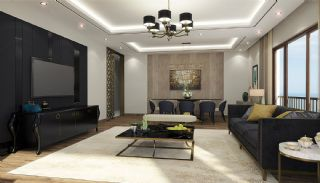 New-Built Apartments with Sea View in Trabzon Ortahisar, Interior Photos-2