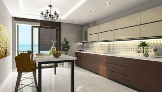 New-Built Apartments with Sea View in Trabzon Ortahisar, Interior Photos-3
