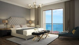 New-Built Apartments with Sea View in Trabzon Ortahisar, Interior Photos-5