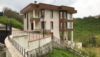 Ortahisar Bulak'ta Açık Deniz Manzaralı Villa, Trabzon / Ortahisar