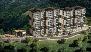 Gorgeous Sea and Pure Nature View Apartments in Trabzon, Trabzon / Yomra - video