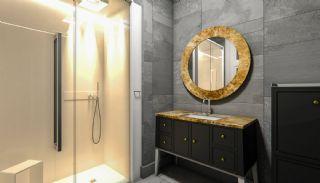 Sea View New 3+1 Apartments in Yomra Trabzon, Interior Photos-6