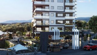 New Apartments with Great Sea and Valley View in Trabzon, Trabzon / Ortahisar - video