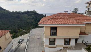 Trabzon Araklı'da Sahile 500 mt Deniz Manzaralı Villalar, İnşaat Fotoğrafları-1