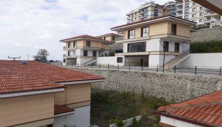 Trabzon Araklı'da Sahile 500 mt Deniz Manzaralı Villalar, İnşaat Fotoğrafları-2