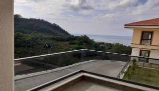 Trabzon Araklı'da Sahile 500 mt Deniz Manzaralı Villalar, İnşaat Fotoğrafları-11