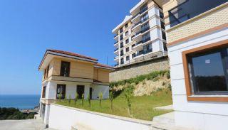Moderne villa's op 500 meter van het strand in Trabzon, Trabzon / Arakli - video