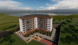 Contemporary Flats with Rich Complex Features in Trabzon, Trabzon / Ortahisar - video