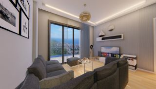 Contemporary Flats with Rich Complex Features in Trabzon, Interior Photos-1