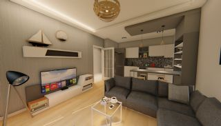 Contemporary Flats with Rich Complex Features in Trabzon, Interior Photos-4
