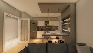 Современные Квартиры в Трабзоне в Благоустроенном Комплексе, Фотографии комнат-5
