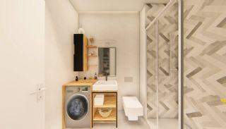 Современные Квартиры в Трабзоне в Благоустроенном Комплексе, Фотографии комнат-9